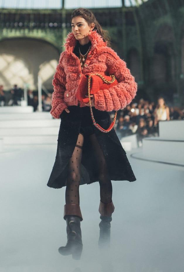 image 1 - Short - Crêpe de laine - Noir