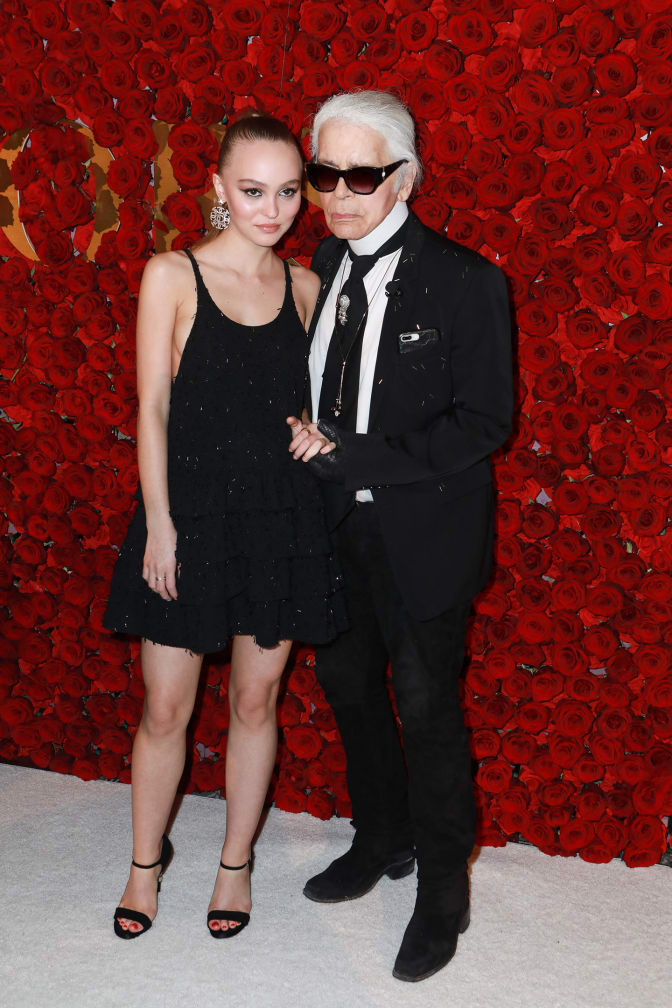 lily-rose-depp-and-karl-lagerfeld-at-the-opening-of-the-wwd-summ
