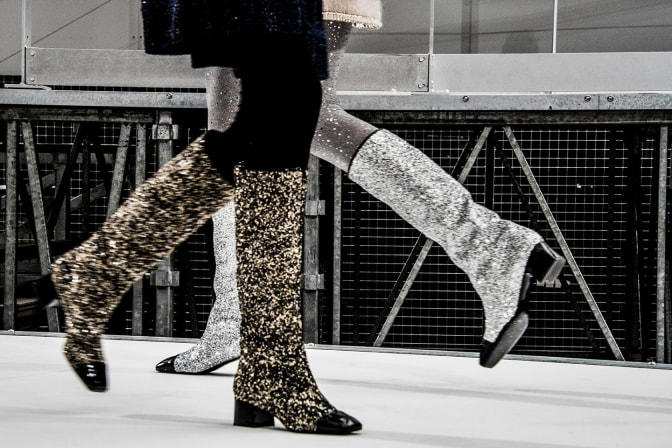 glittery-boots