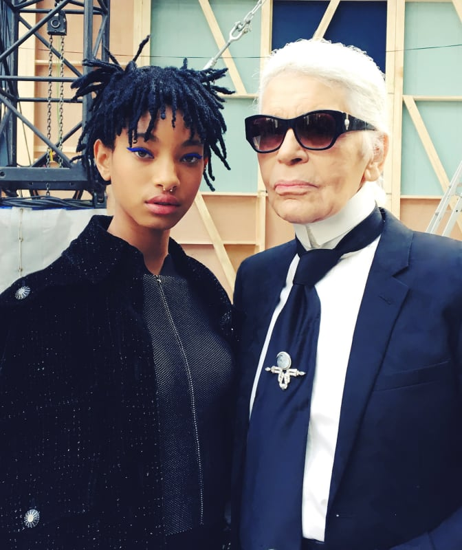 willow-smith-and-karl-lagerfeld