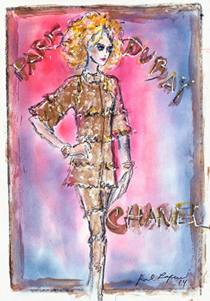 cruise-sketch-by-karl-lagerfeld