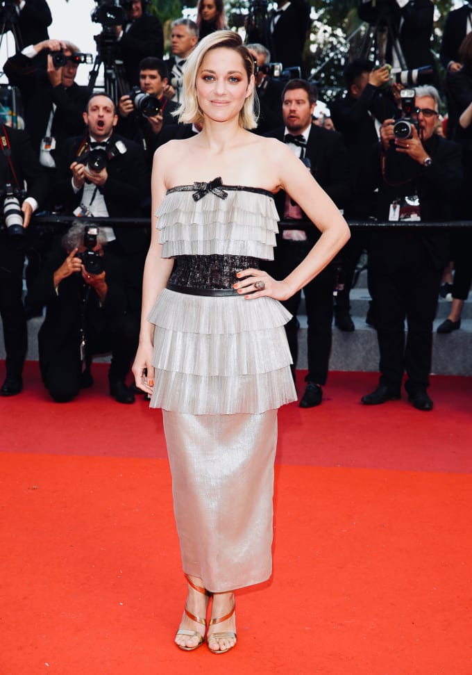 Marion Cotillard Chanel In Cannes Day 6 Chanel