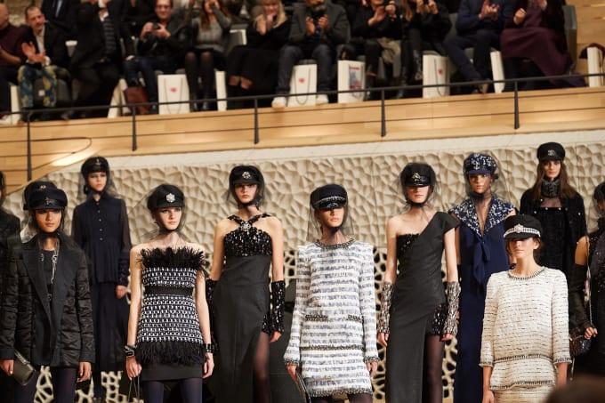 Craftsmanship In The Paris Hamburg Collection Chanel