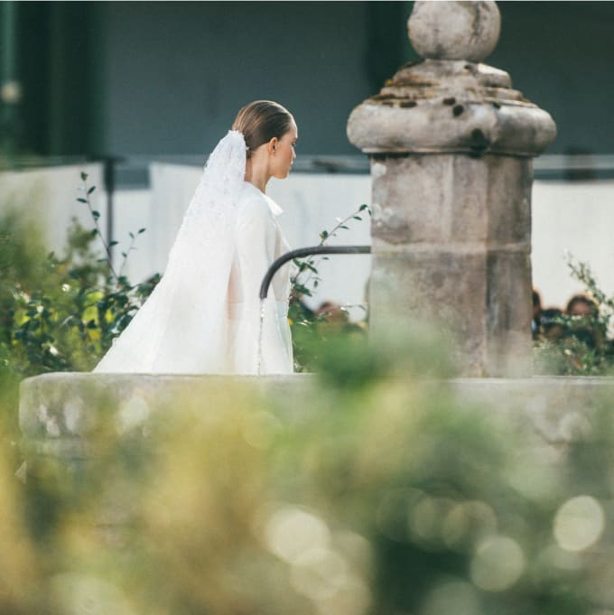 Chn Spring Summer 2020 Haute Couture Wedding Dress Title Chanel,Charlotte York Wedding Dress Badgley Mischka