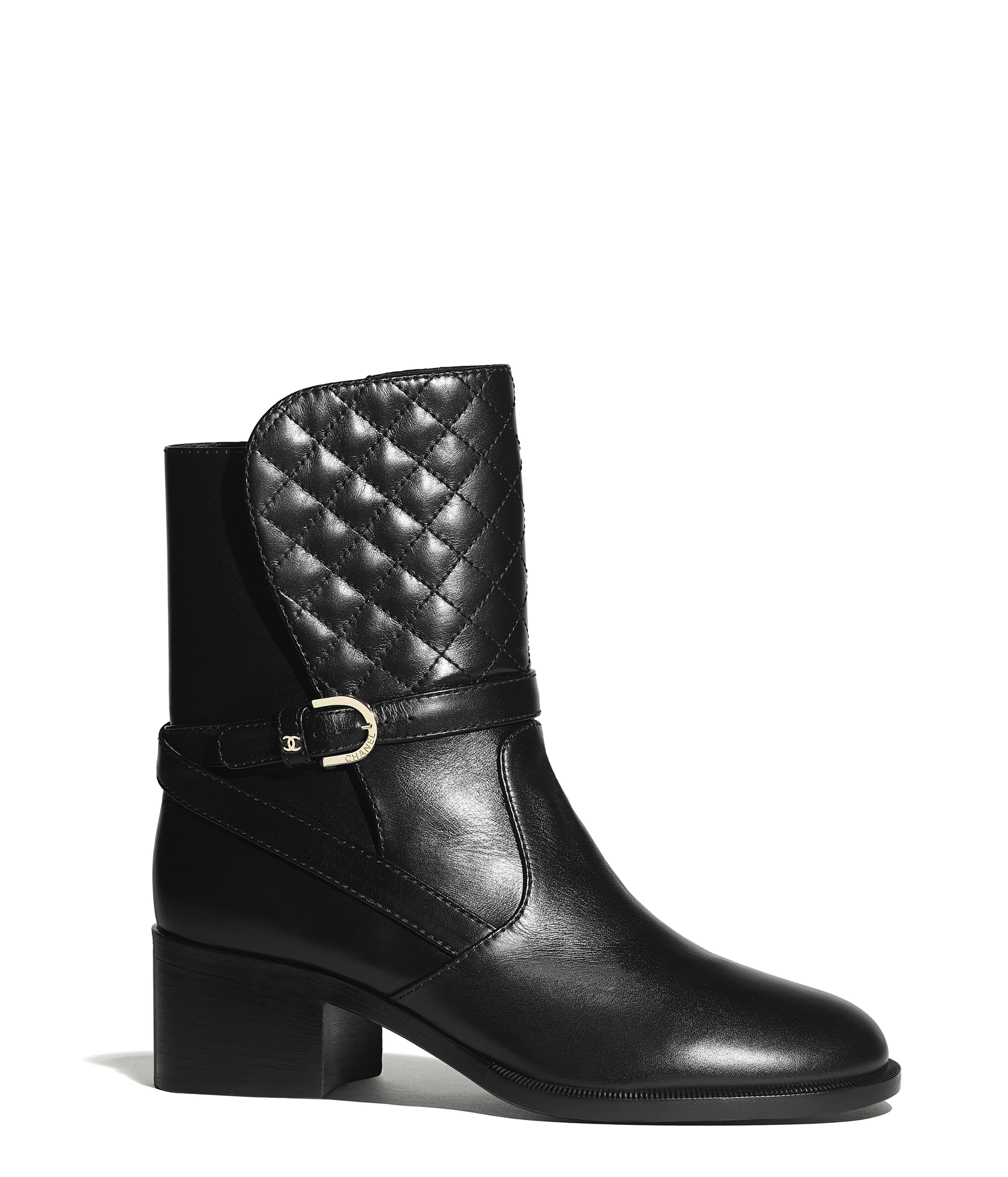 1b65519830 Short Boots - Shoes   CHANEL
