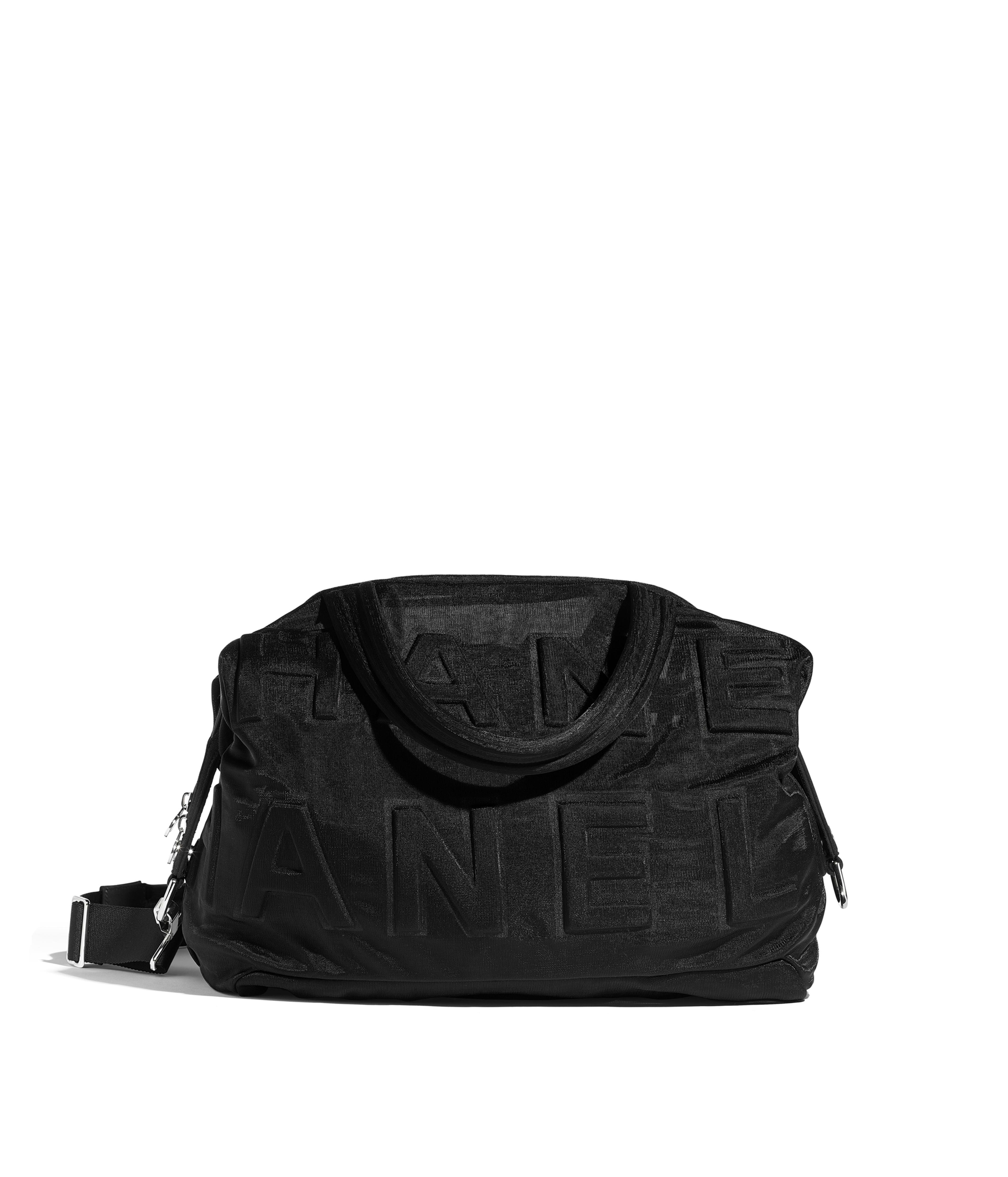 970dc3d459ce Bowling Bag Nylon & Silver-Tone Metal, Black Ref. AS0423B0016594305