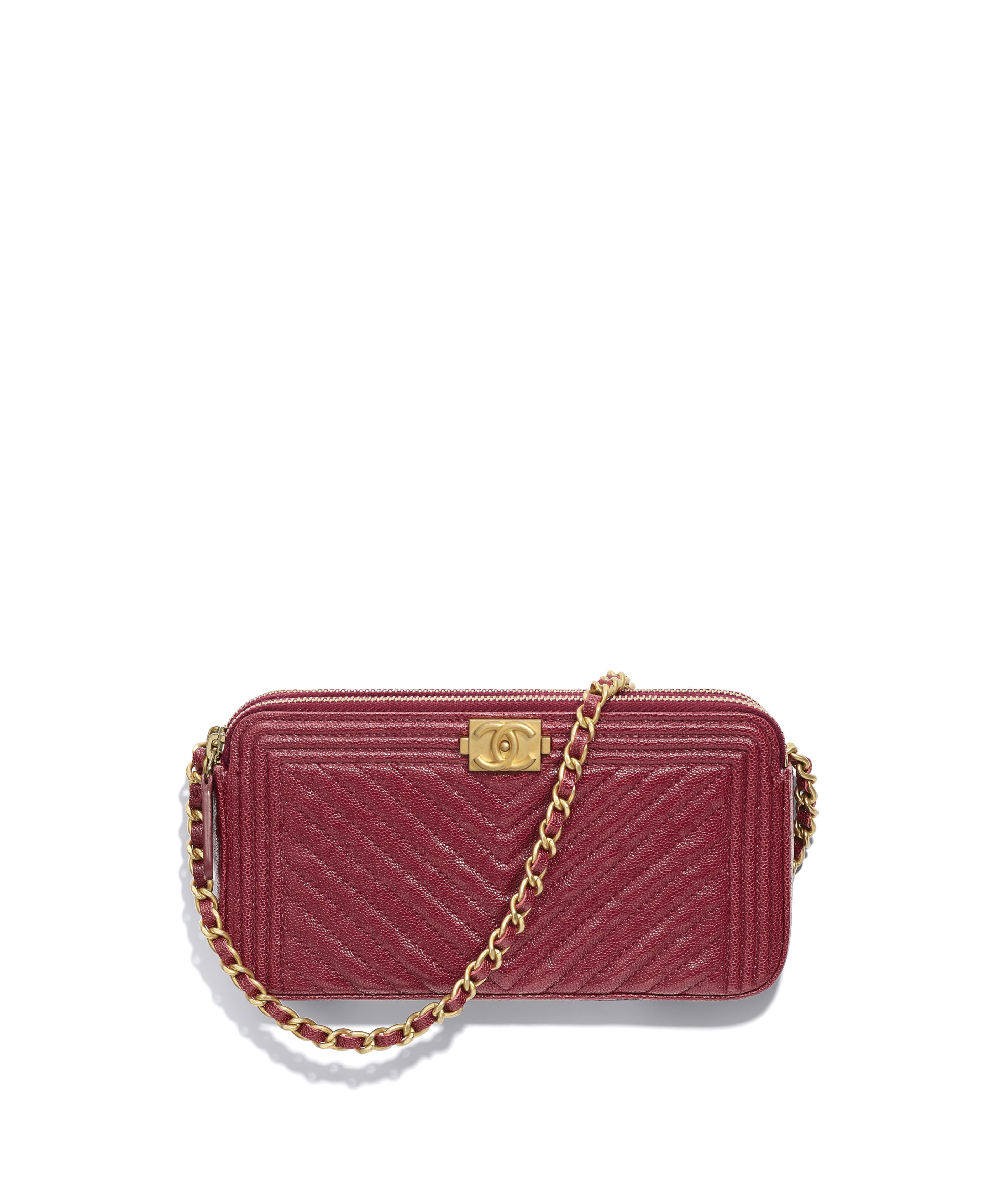 Chanel Replica lego clutch bag fall witter