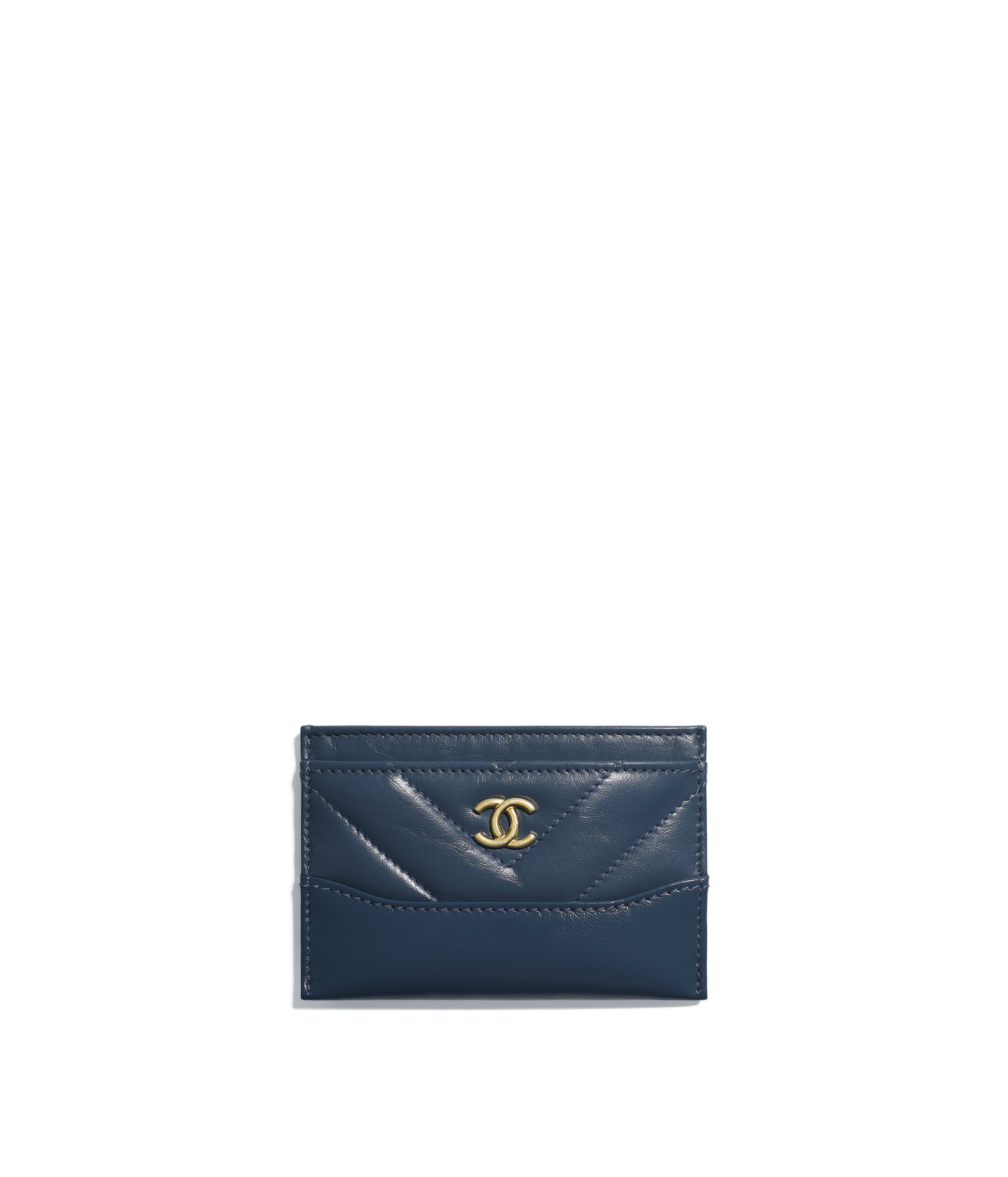 Card Holders - Small leather goods | CHANEL