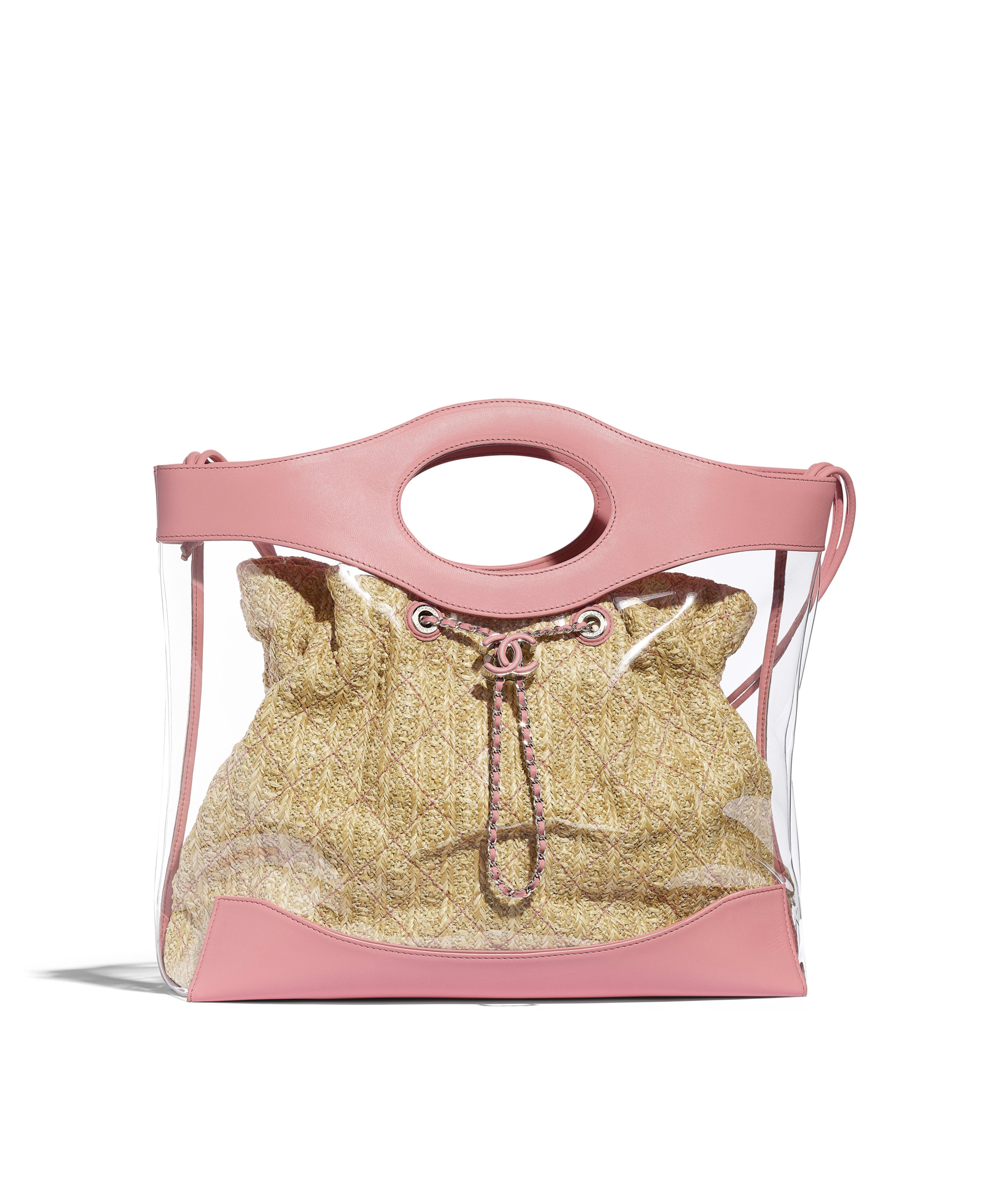 505e5db2dbcc CHANEL 31 Shopping Bag PVC