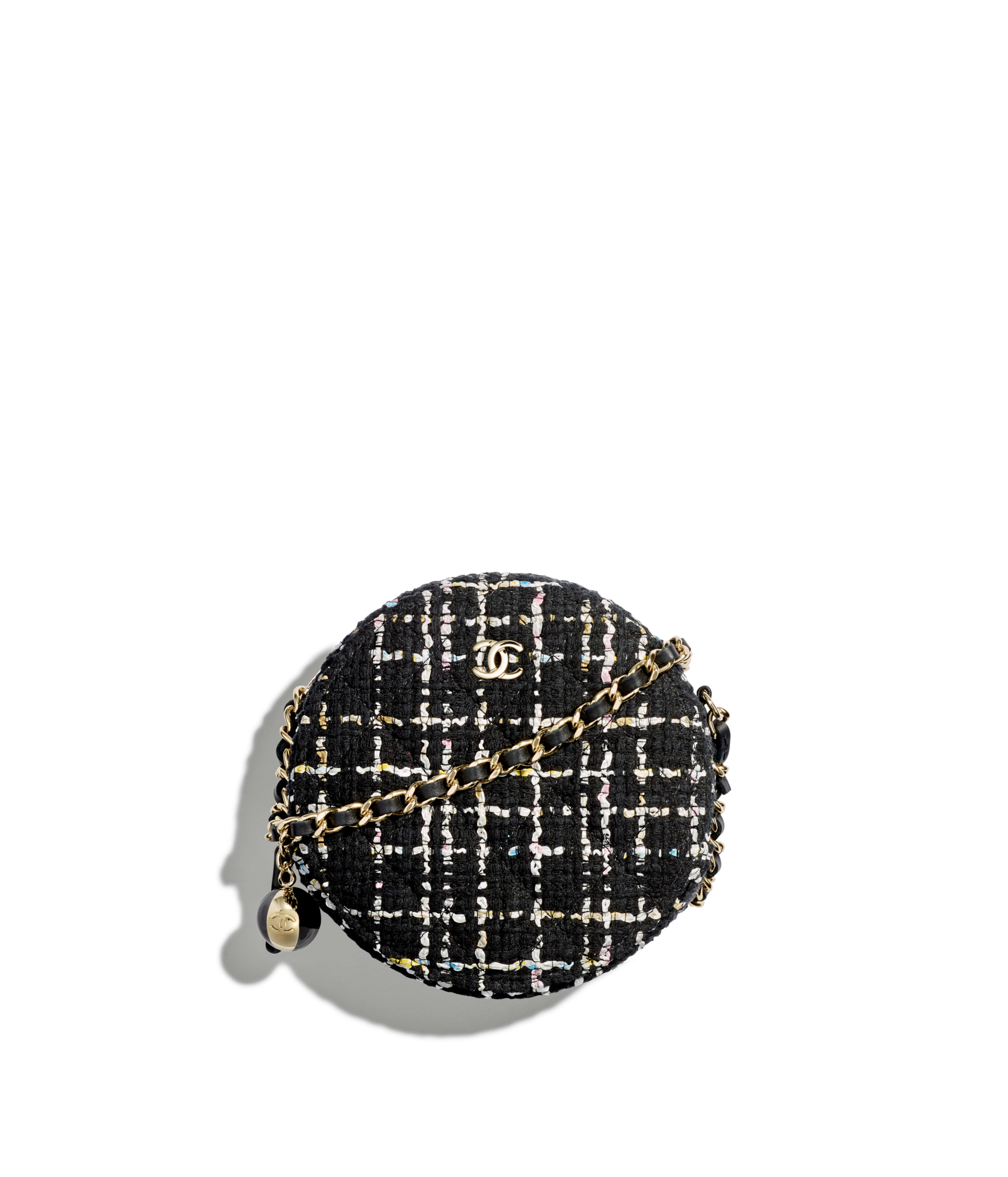 e1a8c7ade923 Chanel Caviar Quilted Cc Filigree Clutch With Chain Black - Best ...