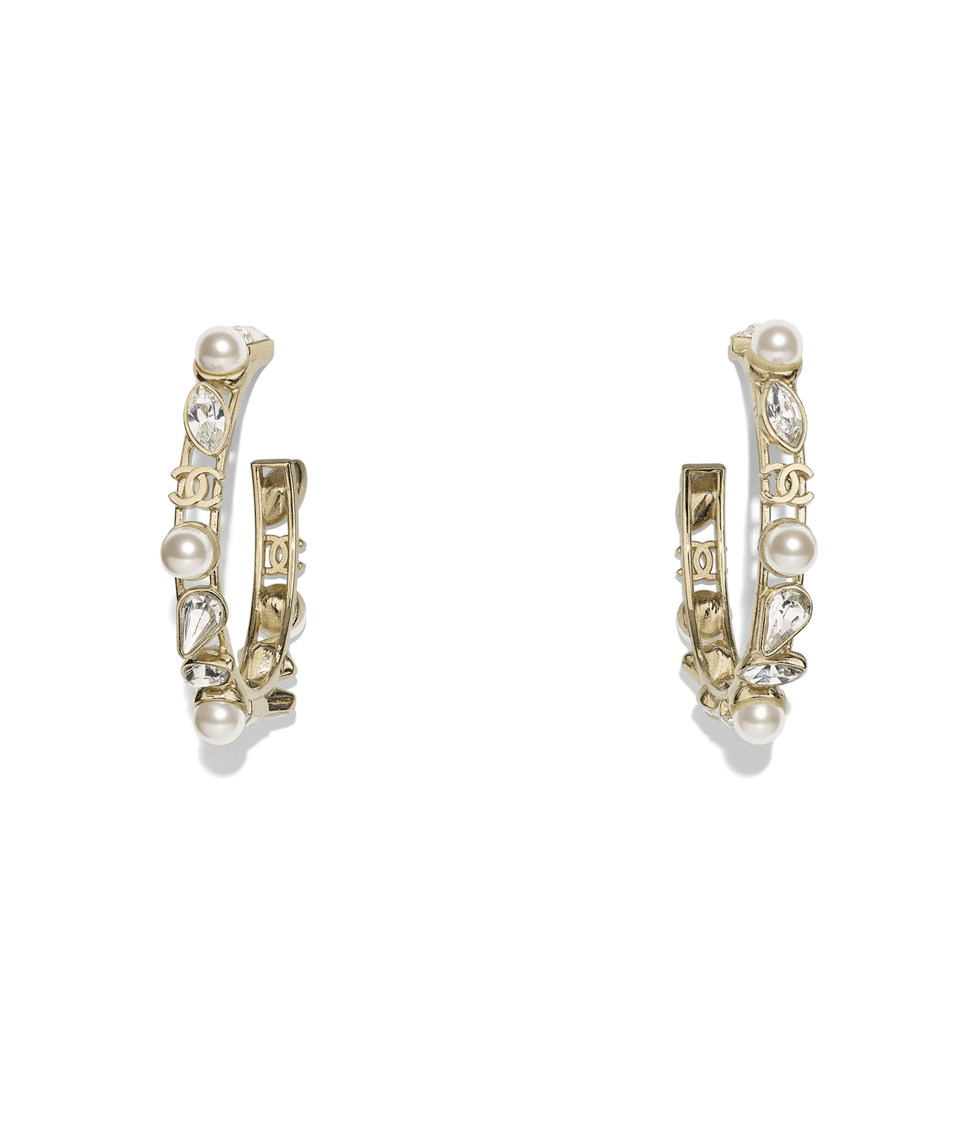 Earrings Costume Jewelry Chanel Page 2 3