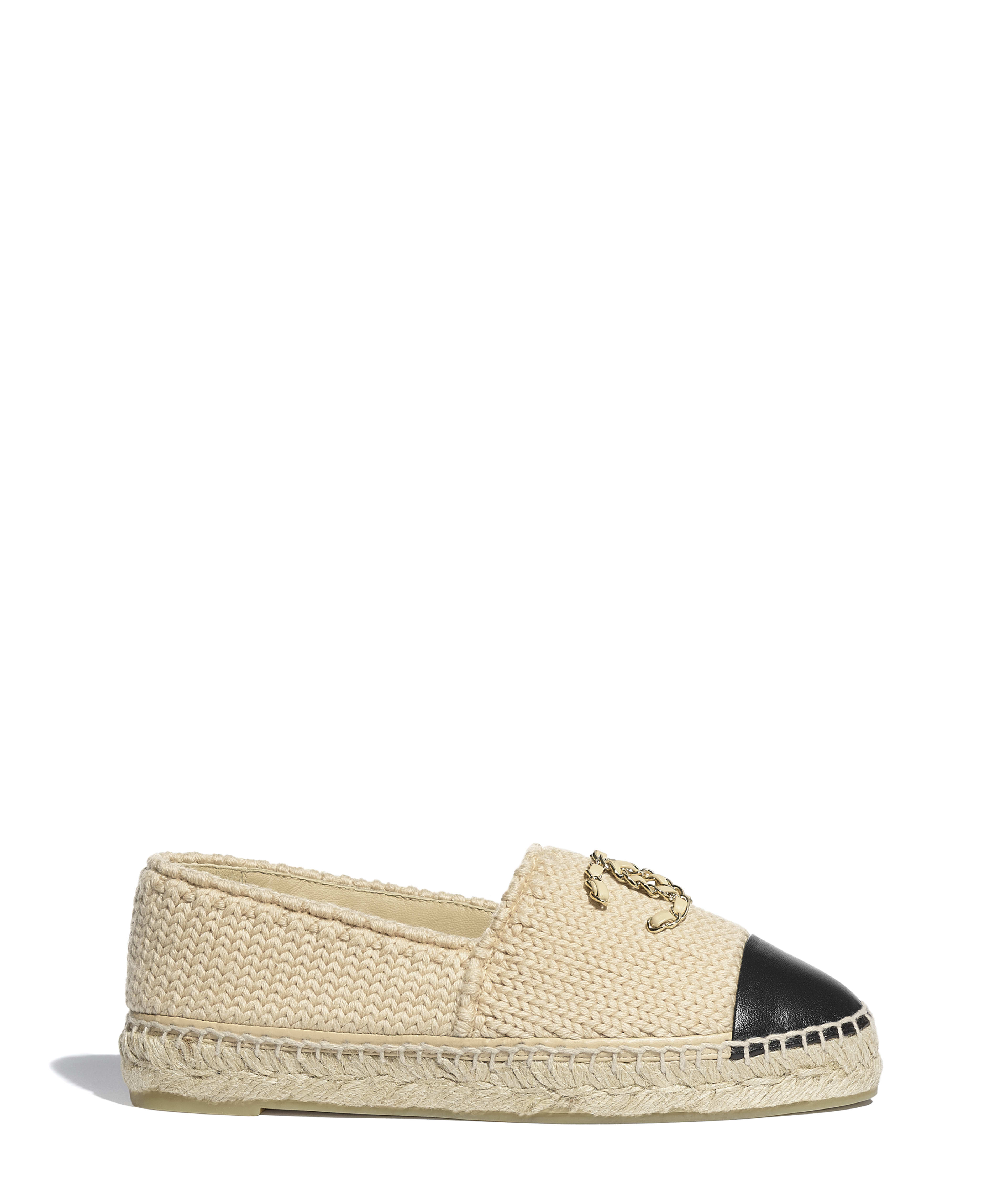 Espadrilles - Shoes | CHANEL