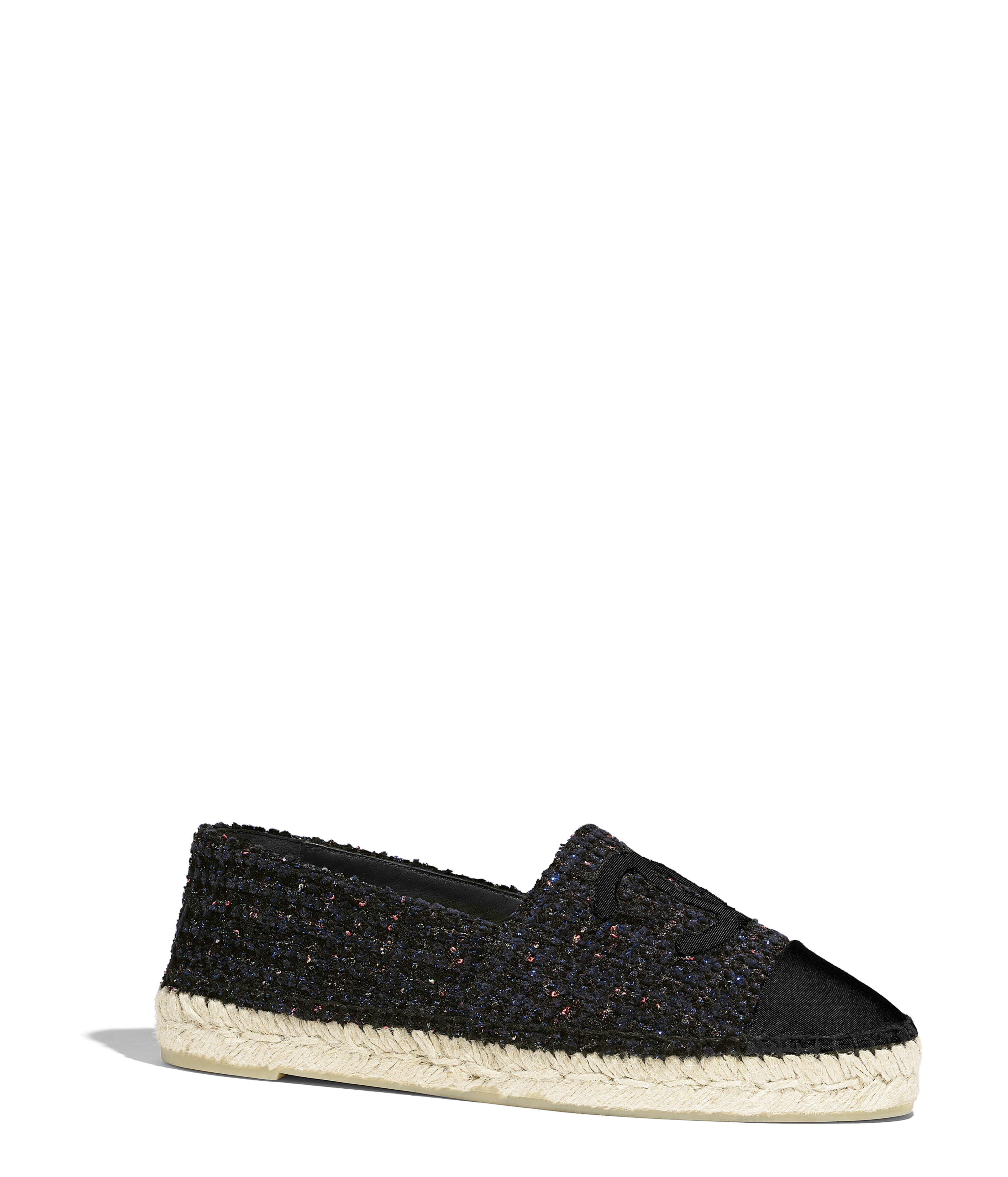 best authentic 75ce0 6db98 Espadrilles - Shoes | CHANEL