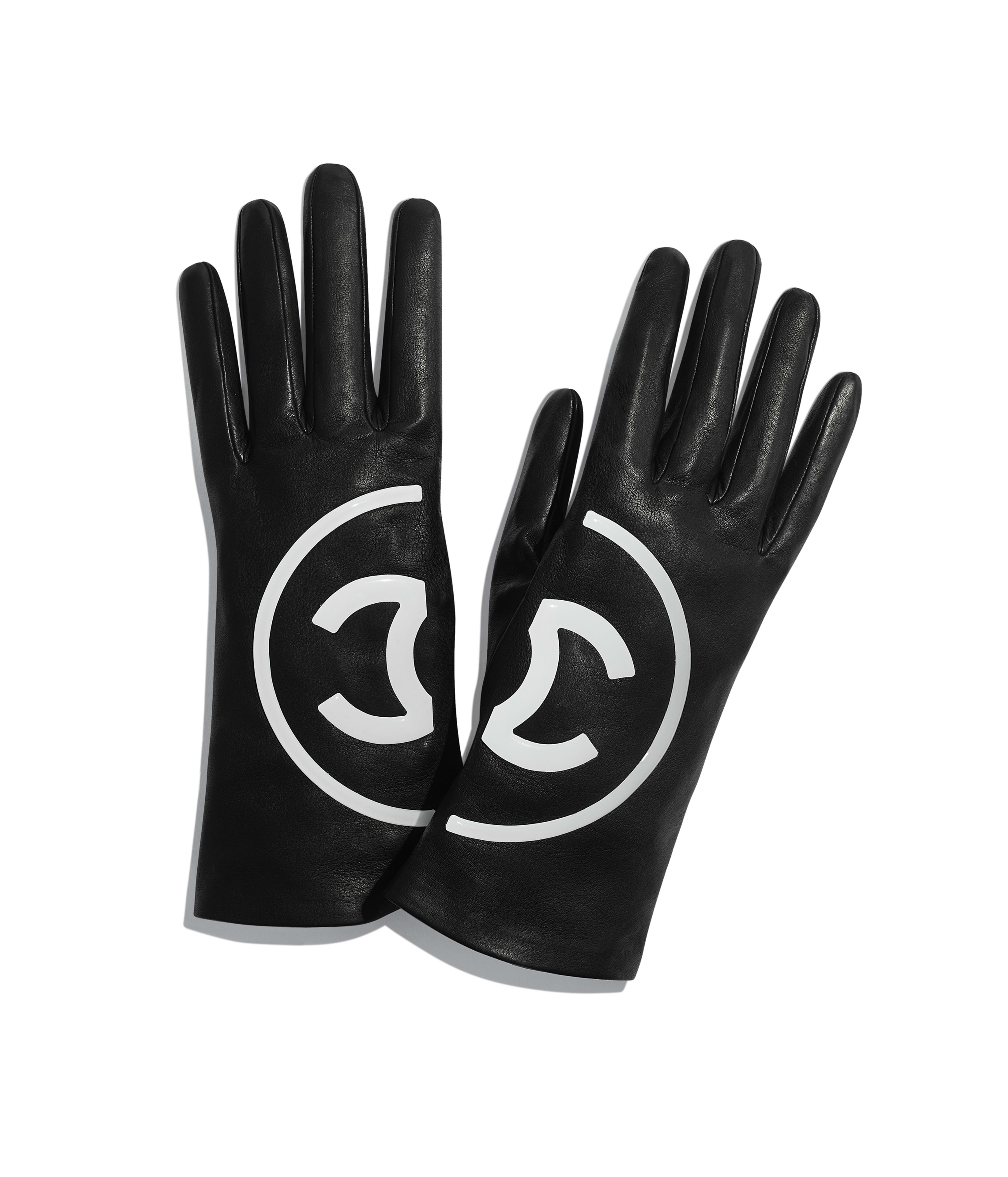Chanel Bridal Gloves