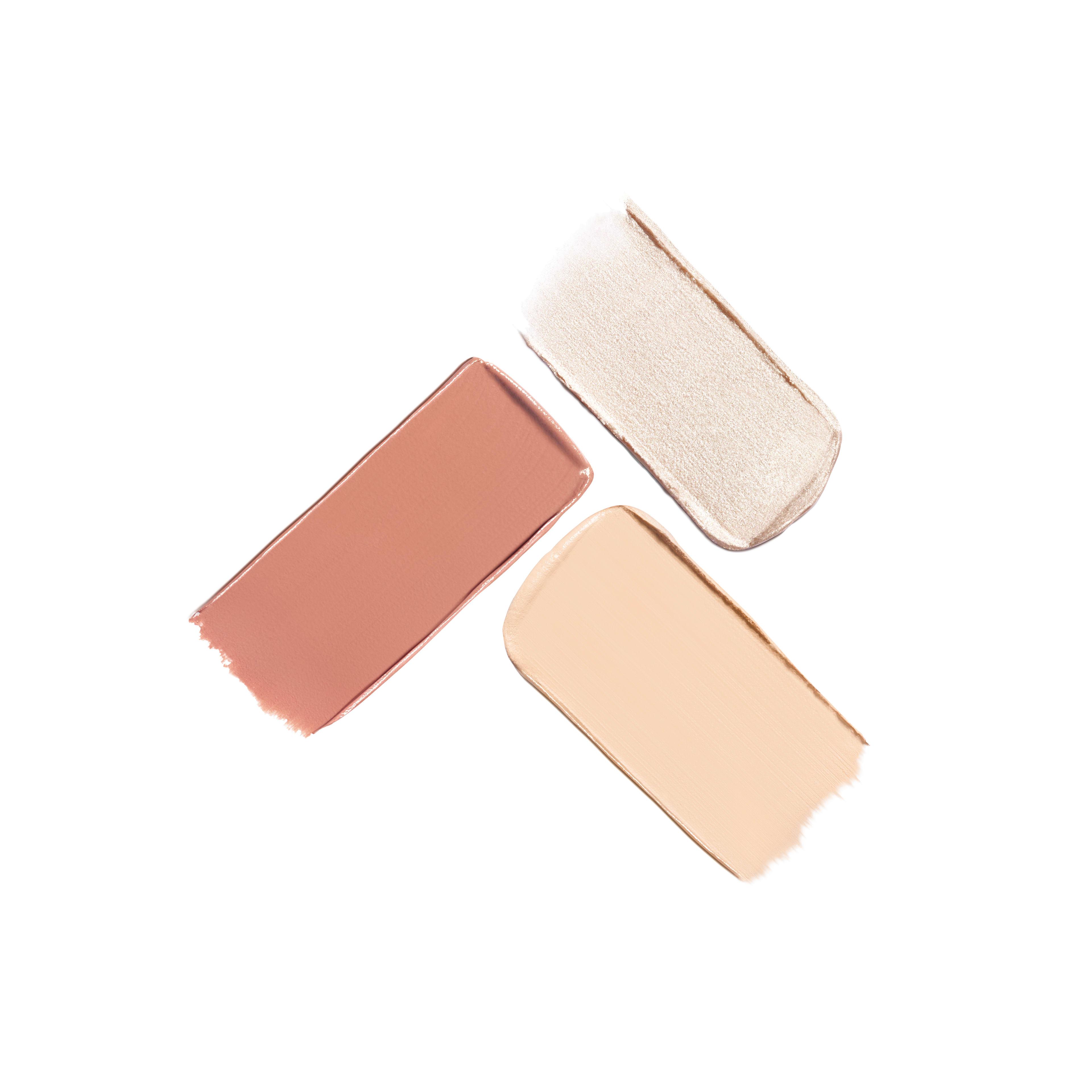 PALETTE ESSENTIELLE - makeup - 0.31OZ. - Basic texture view