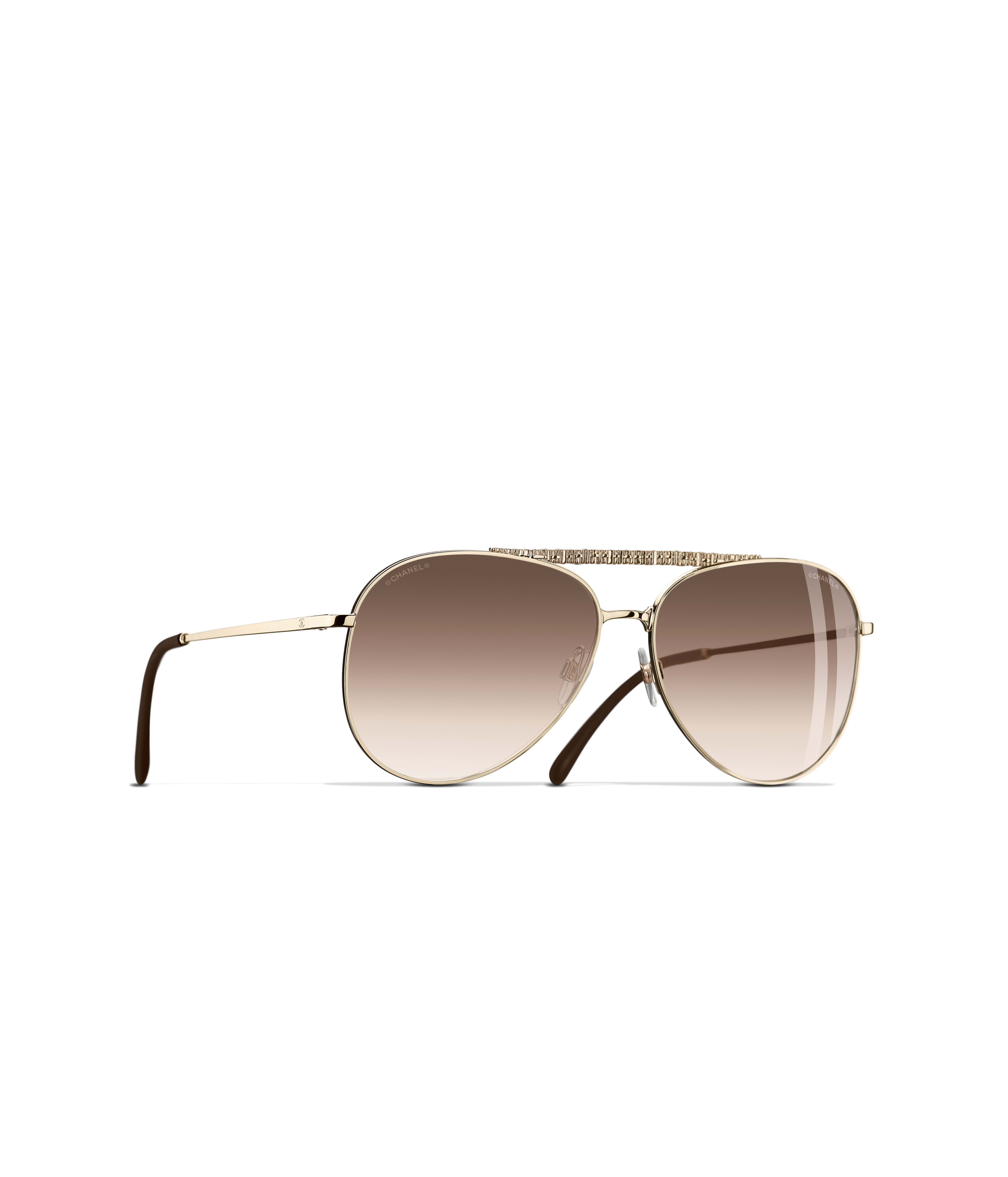 Pilot Sunglasses Brown eyewear  8360514373f