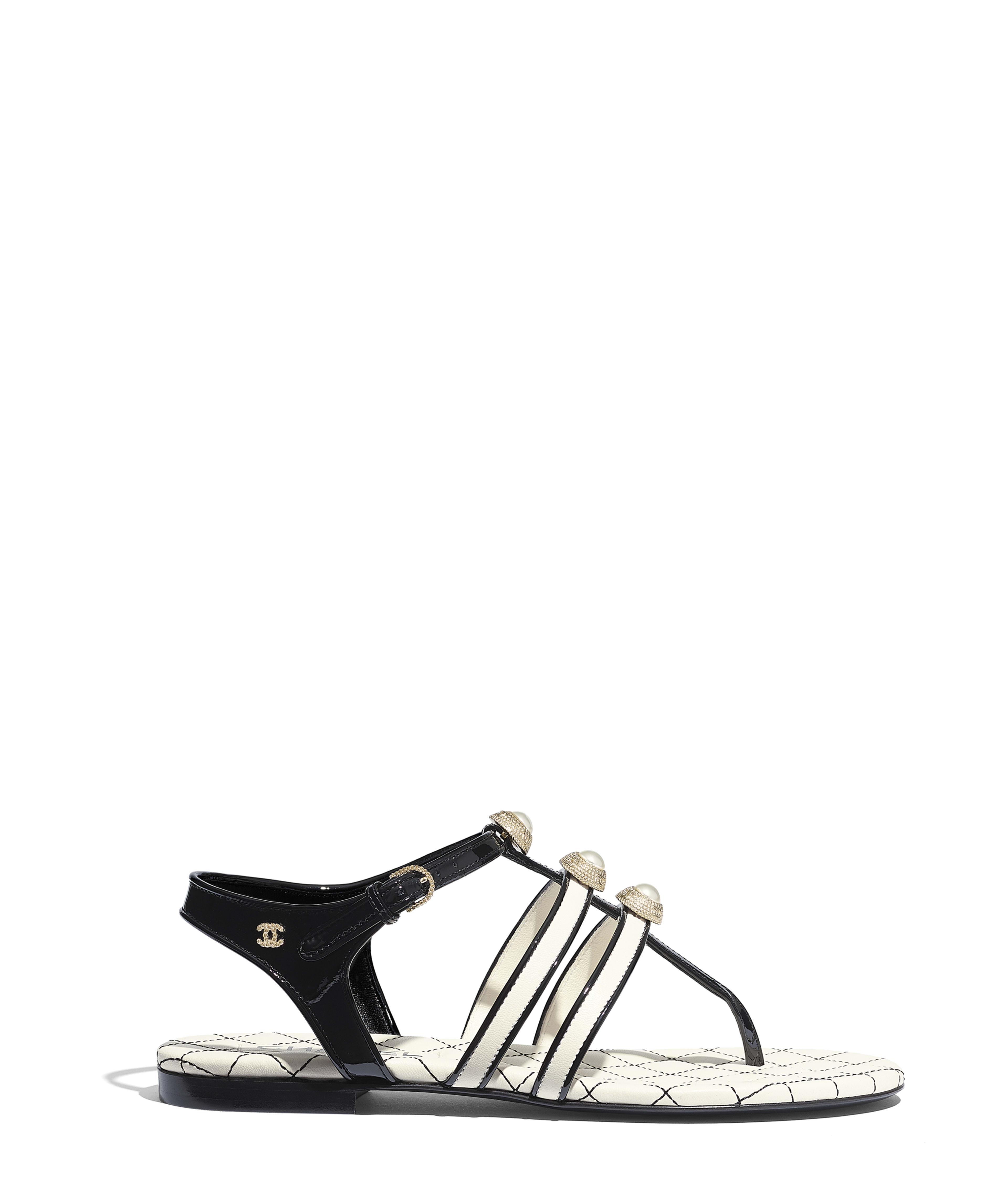 e6560bf8daa Sandals - Shoes | CHANEL
