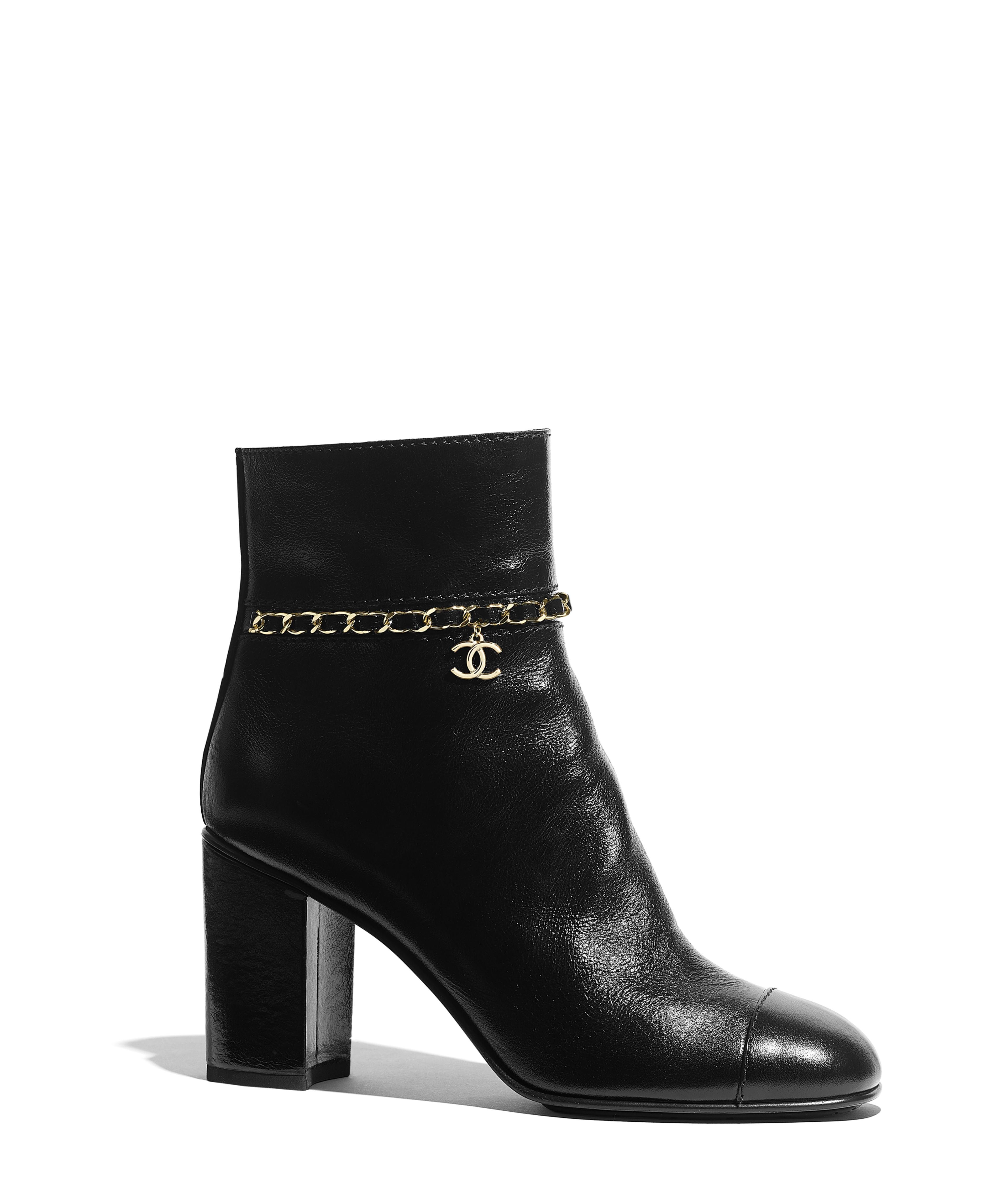 e2b59bb24e Short Boots Calfskin, Black Ref. G35008X5310994305