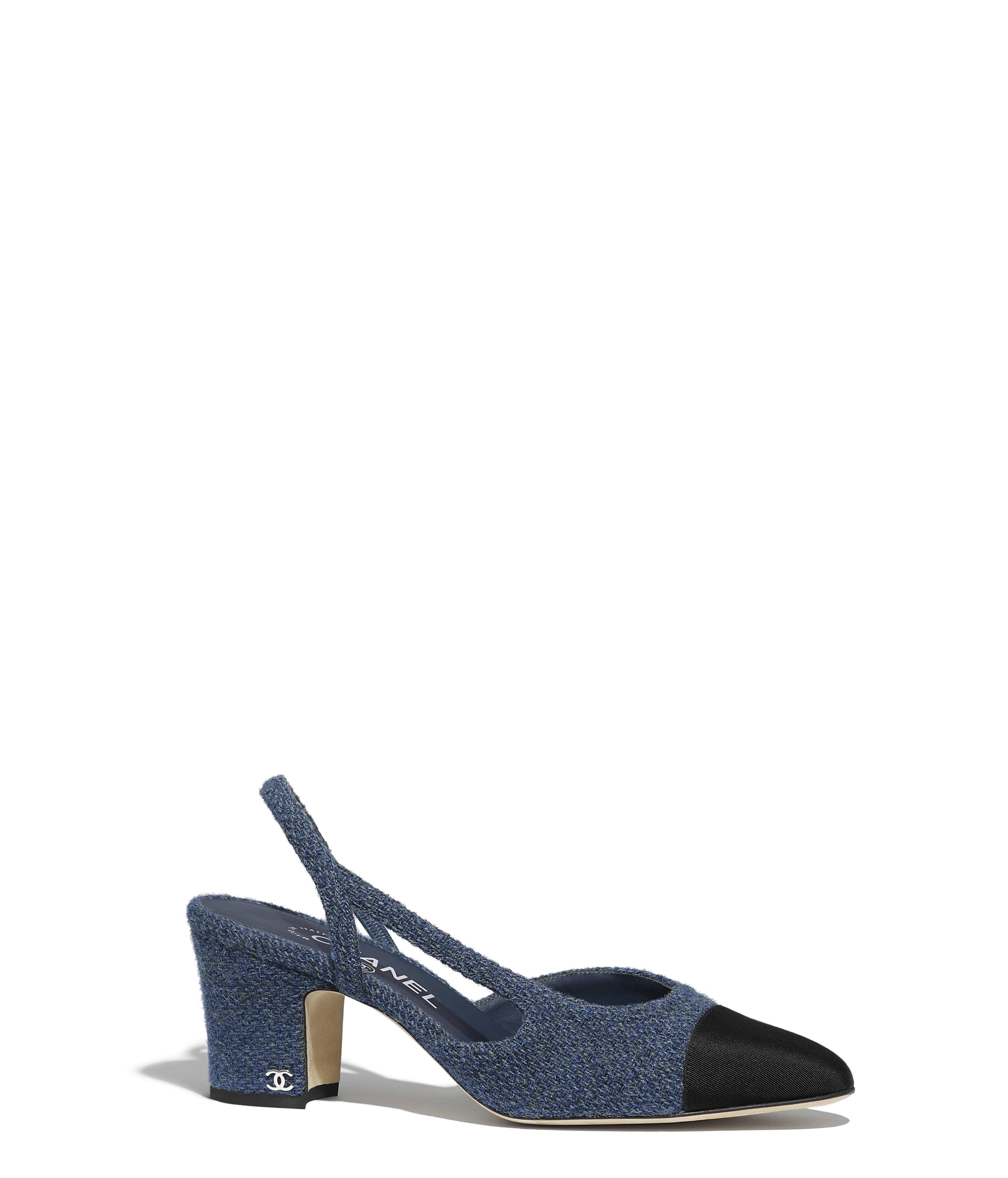 8707e053546 Pumps & Slingbacks - Shoes | CHANEL