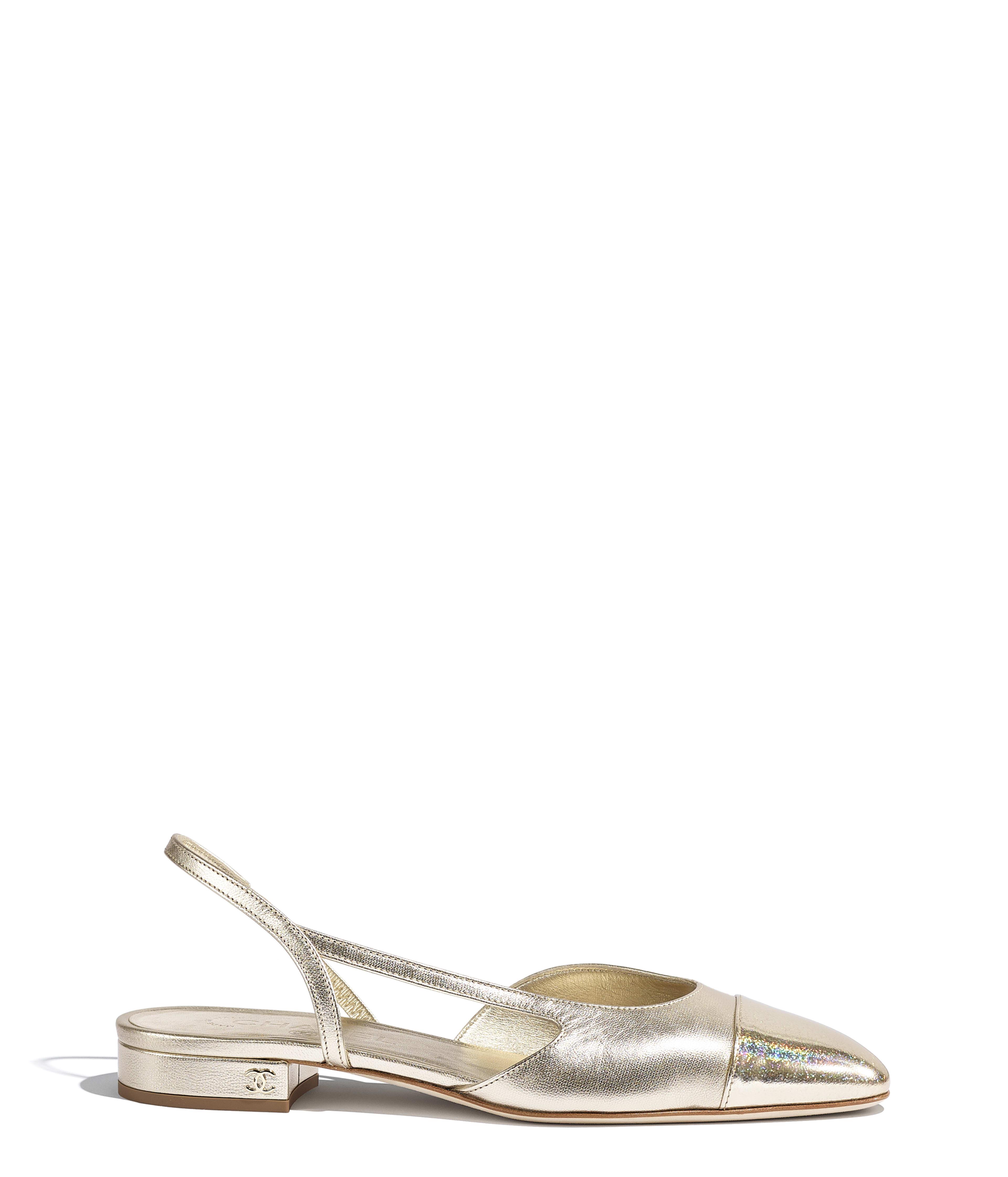 Pumps \u0026 Slingbacks - Shoes | CHANEL