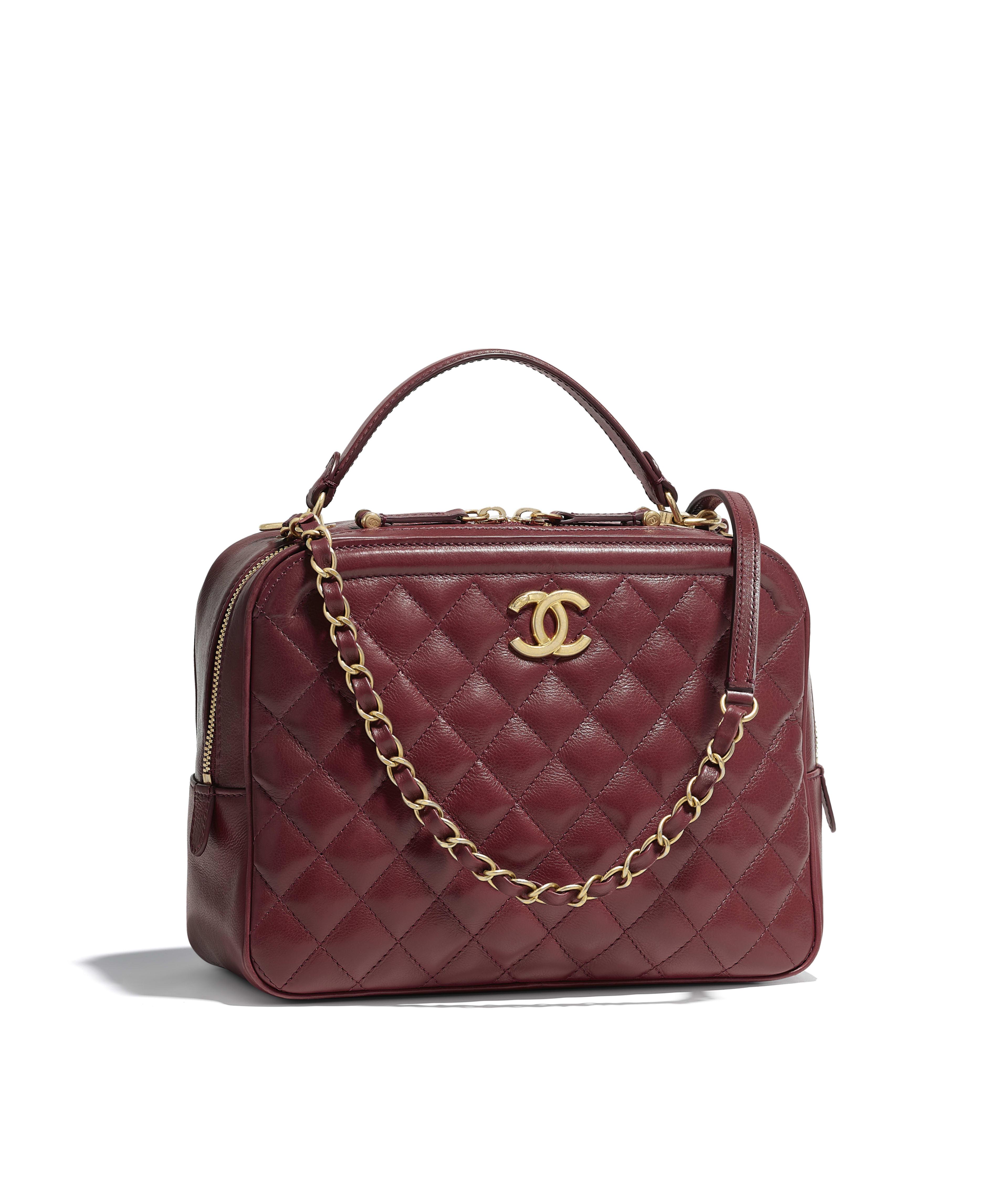 Vanity Chanel case bag pictures