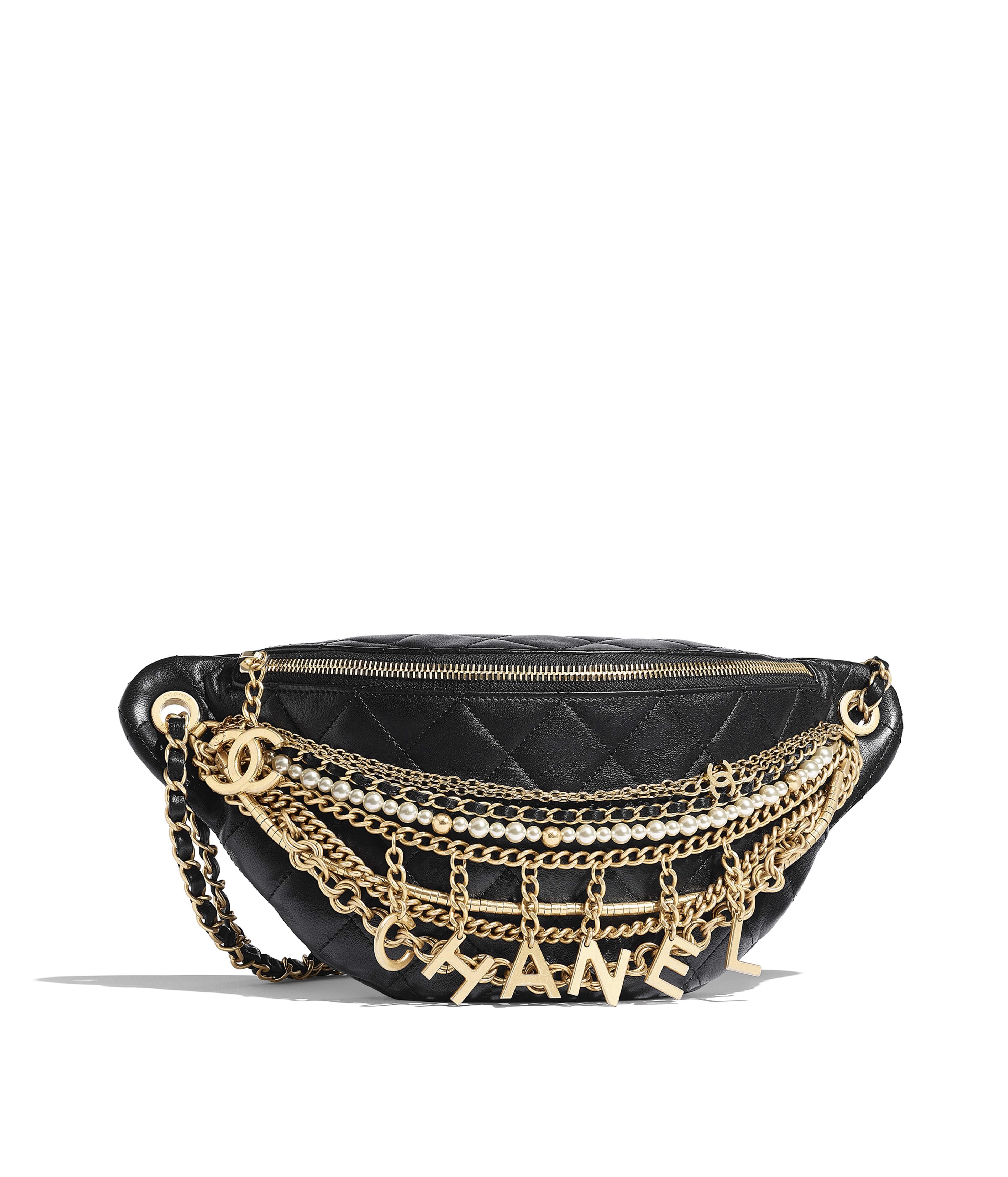 34d3a020247 Waist Bags - Handbags | CHANEL
