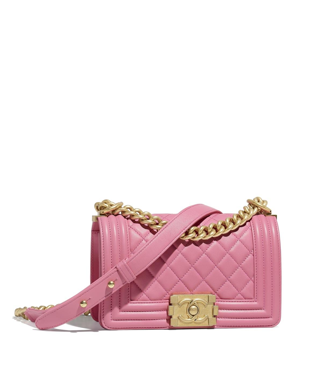 91ccfbe1d1c6c Pink Chanel Handbag - Foto Handbag All Collections Salonagafiya.Com