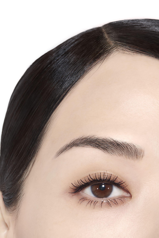 Application makeup visual 1 - Dimensions Ultimes de Chanel 10 - NOIR PUR-PURE BLACK