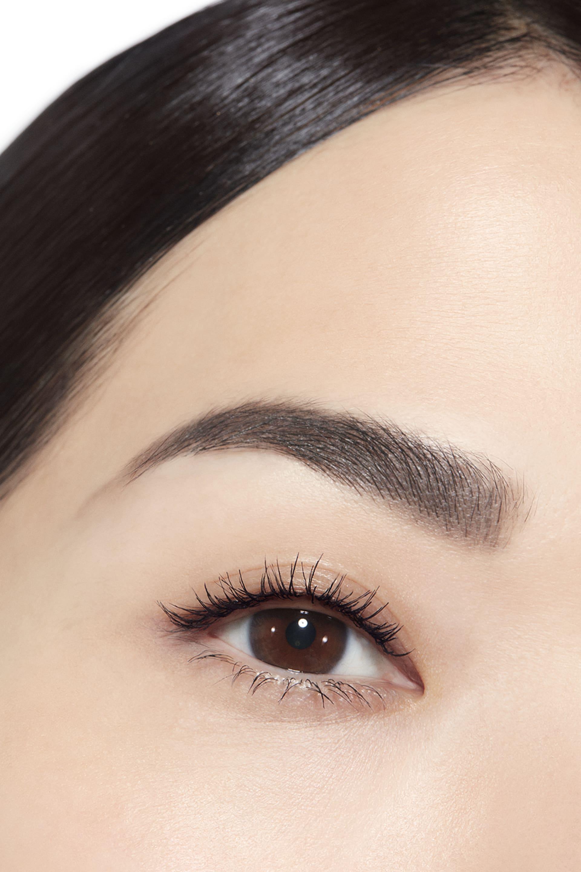 Application makeup visual 1 - Inimitable Extrême 10 - NOIR PUR - PURE BLACK