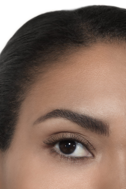 Application makeup visual 2 - INIMITABLE 30 - NOIR BRUN