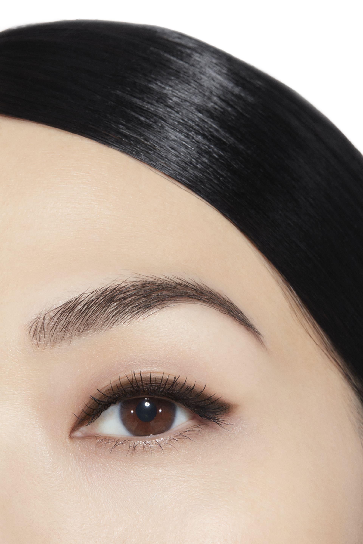 Application makeup visual 1 - LE CRAYON YEUX 02 - BRUN - TEAK