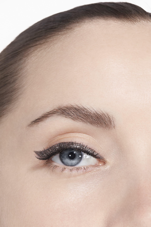 Application makeup visual 3 - LE LINER DE CHANEL 524 - GRIS ARGENT