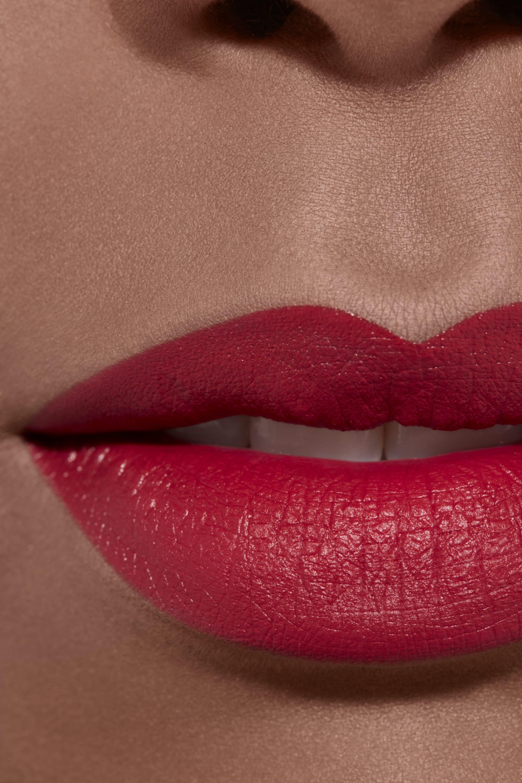 Application makeup visual 2 - LE ROUGE CRAYON DE COULEUR MAT 265 - SUBVERSION