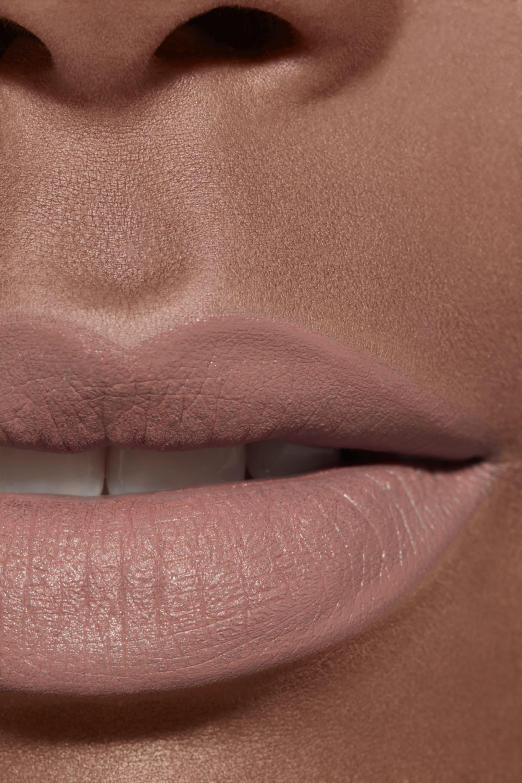 Imagen aplicación de maquillaje 2 - LE ROUGE CRAYON DE COULEUR MAT 285 - HAZELNUT