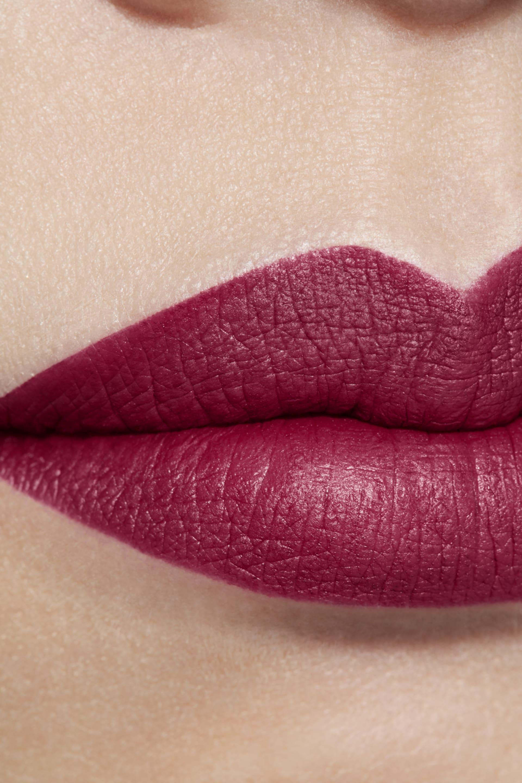 Application makeup visual 1 - LE ROUGE CRAYON DE COULEUR MAT 289 - BLACKCURRANT