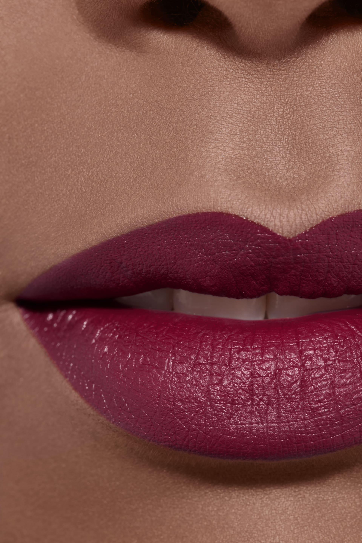 Application makeup visual 2 - LE ROUGE CRAYON DE COULEUR MAT 289 - BLACKCURRANT