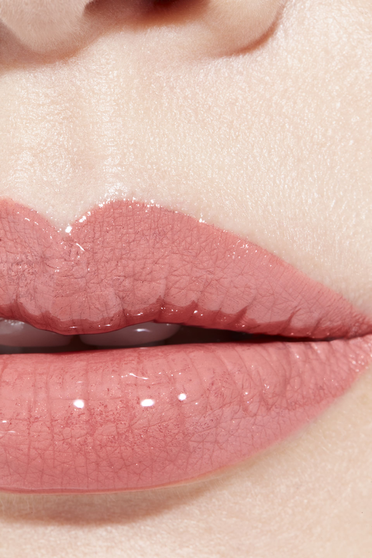 Application makeup visual 1 - LE ROUGE DUO ULTRA TENUE 57 - DARLING PINK