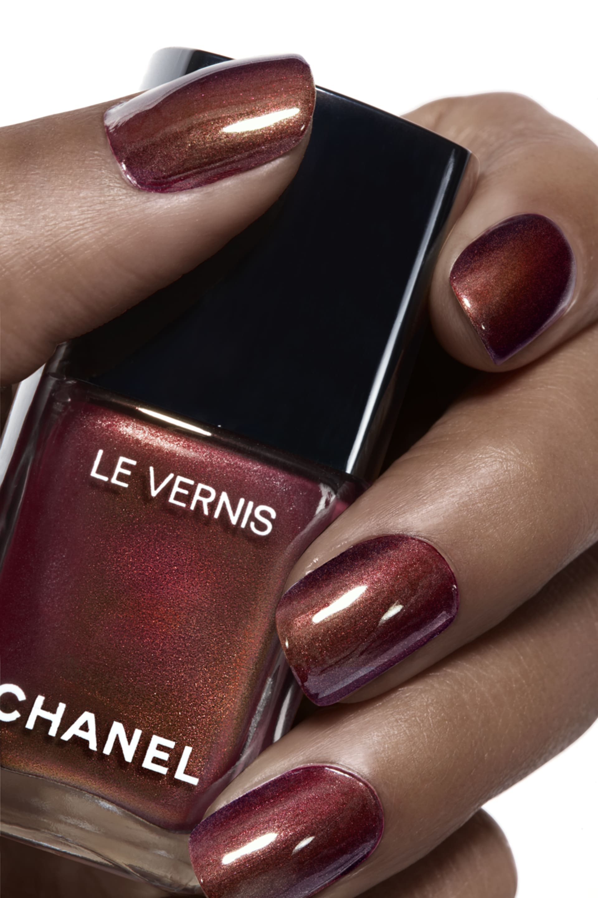 Application makeup visual 1 - LE VERNIS 917 - OPULENCE
