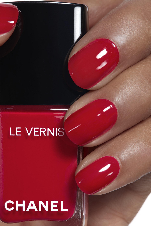 Application makeup visual 1 - LE VERNIS 500 - ROUGE ESSENTIEL