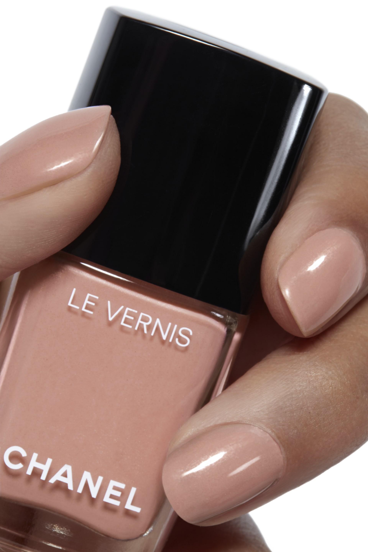 Application makeup visual 1 - LE VERNIS 646 - BLEACHED MAUVE