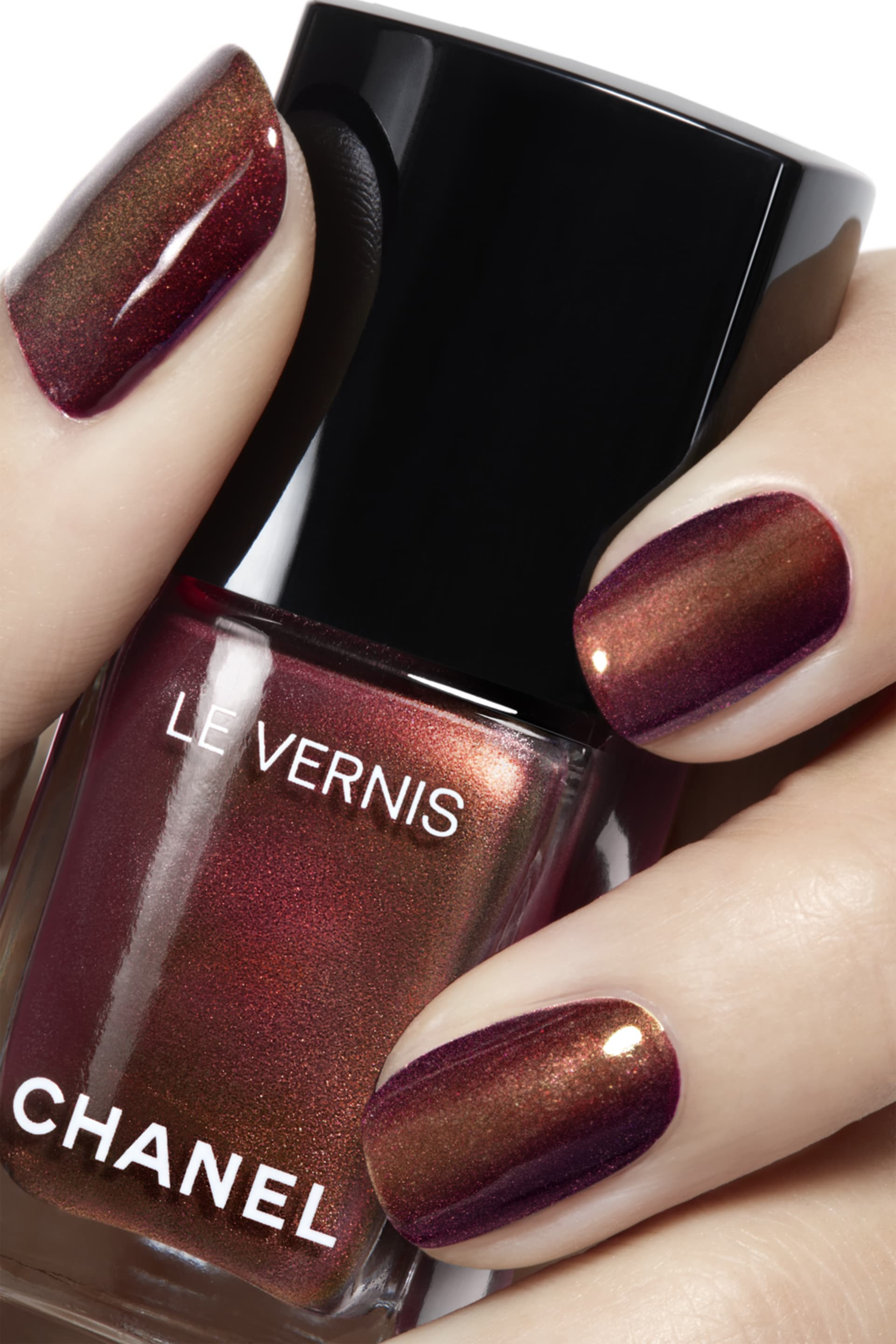 Application makeup visual 2 - LE VERNIS 917 - OPULENCE