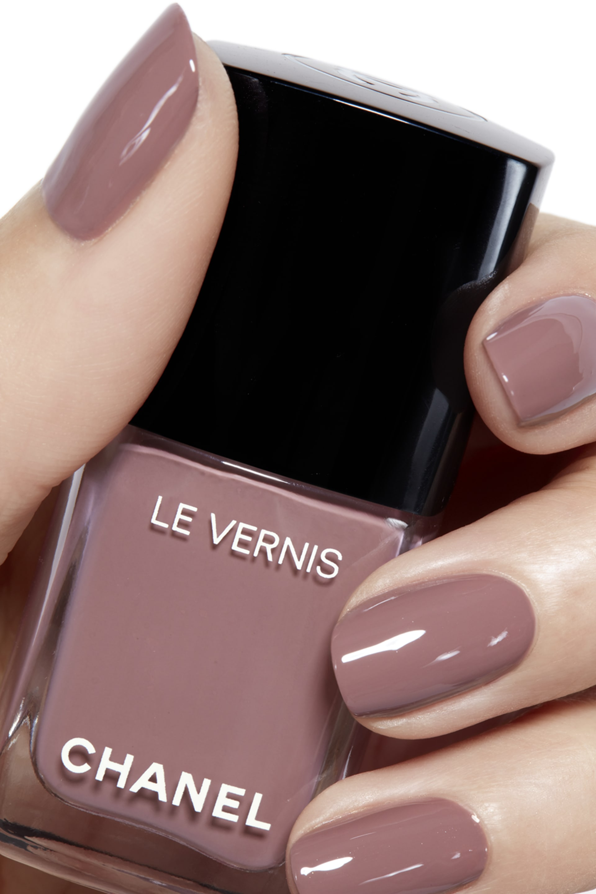 Application makeup visual 2 - LE VERNIS 612 - CHICNESS