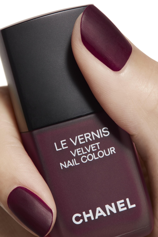 Application makeup visual 2 - LE VERNIS 638 - PROFONDEUR