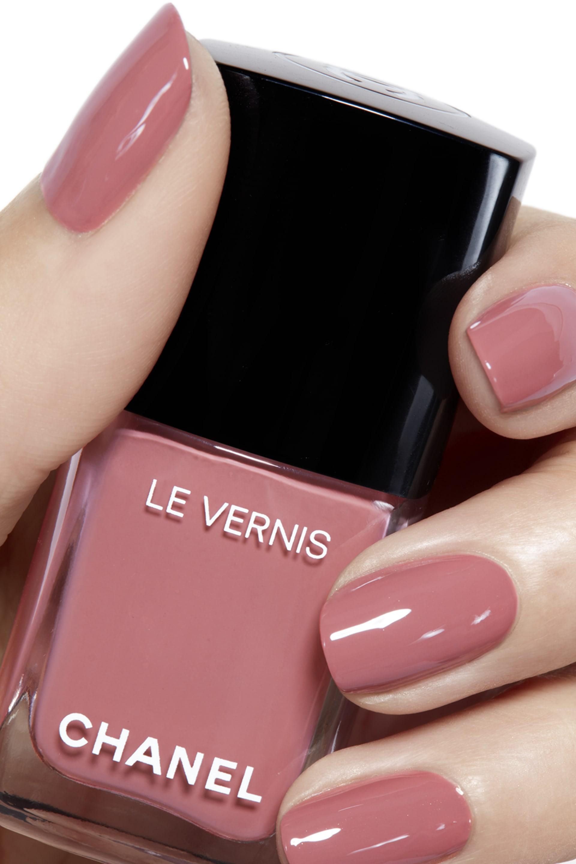 Application makeup visual 2 - LE VERNIS  491 - ROSE CONFIDENTIEL
