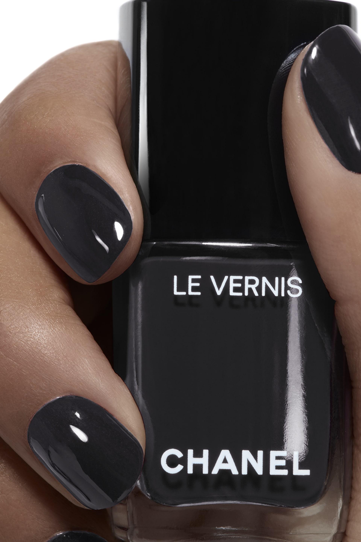 Application makeup visual 1 - LE VERNIS 538 - GRIS OBSCUR