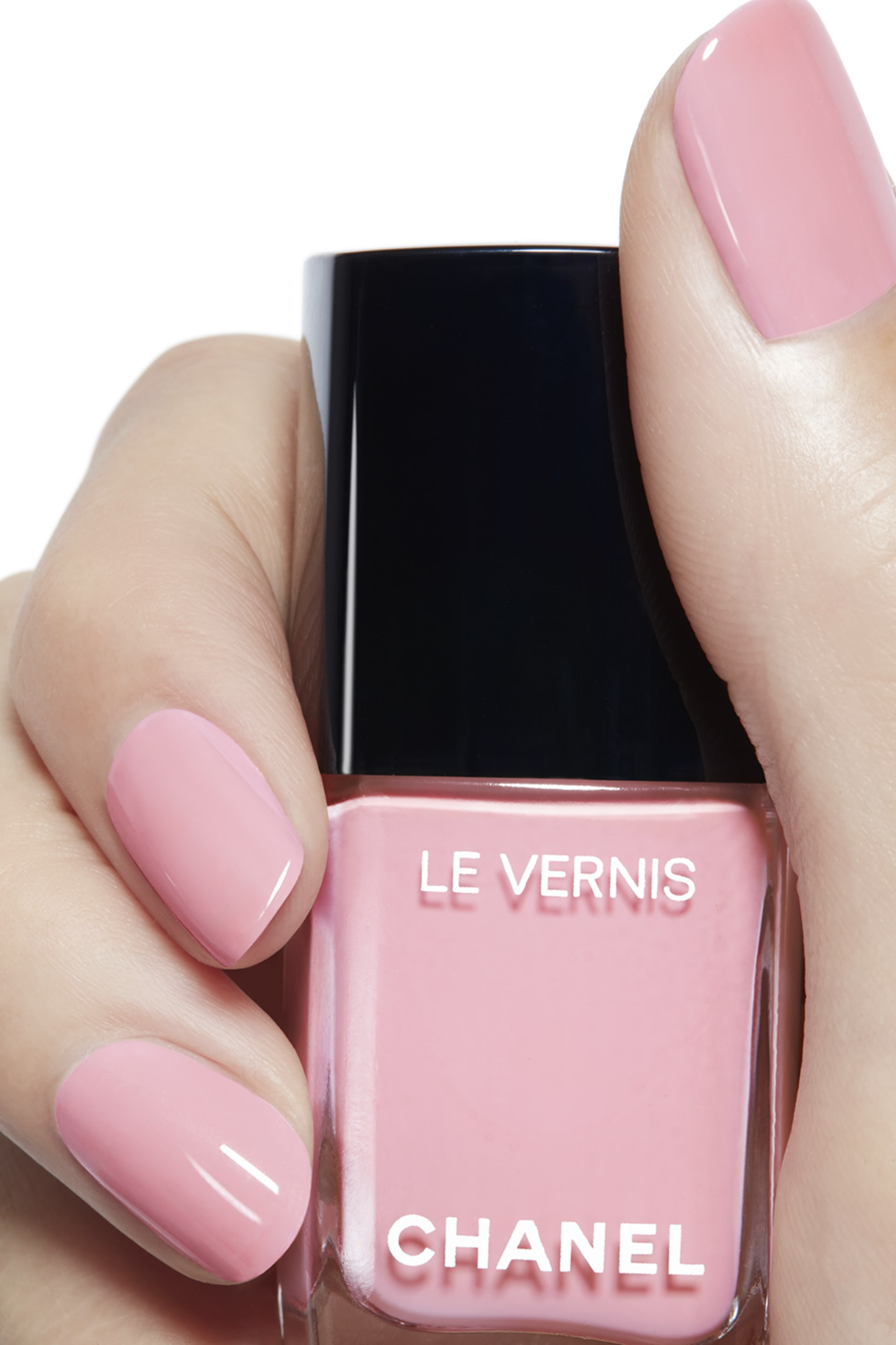 Application makeup visual 2 - LE VERNIS 588 - NUVOLA ROSA