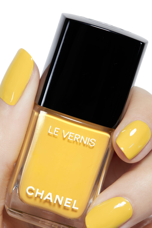Application makeup visual 2 - LE VERNIS 592 - GIALLO NAPOLI