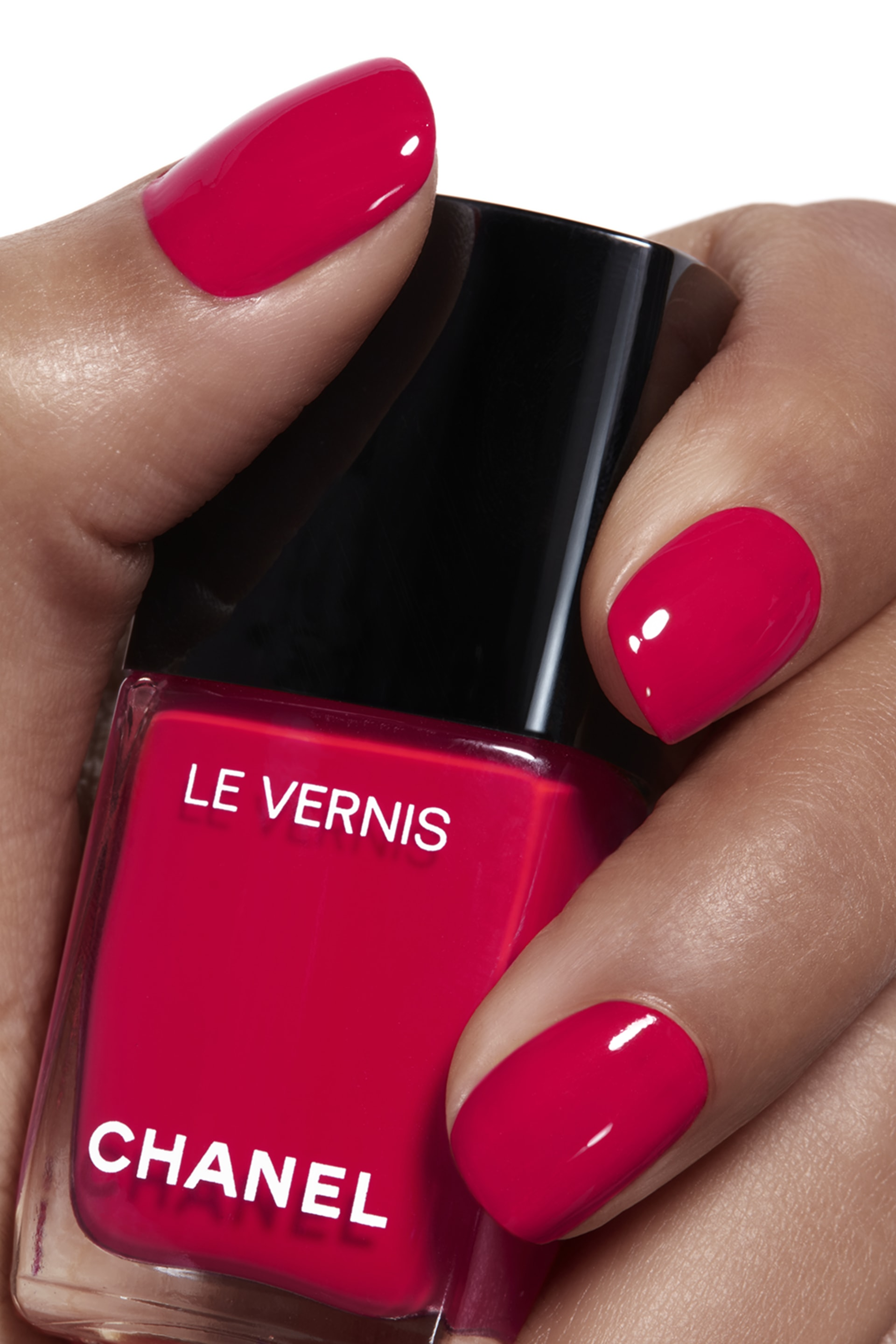 Application makeup visual 1 - LE VERNIS 626 - EXQUISITE PINK