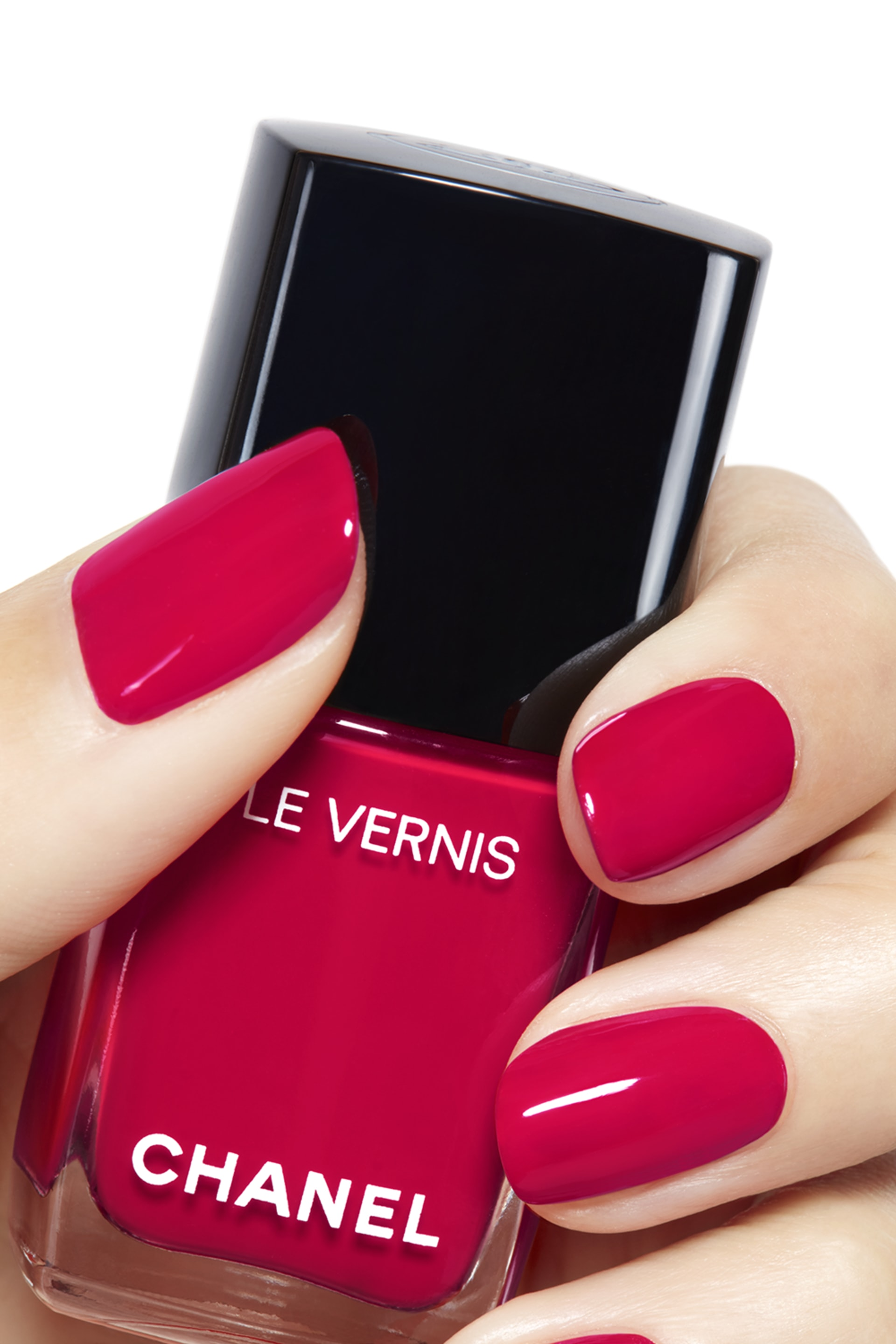 Application makeup visual 2 - LE VERNIS 626 - EXQUISITE PINK