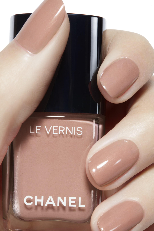 Application makeup visual 2 - LE VERNIS 646 - BLEACHED MAUVE
